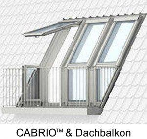 CABRIO TM & Dachbalkon