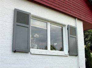 Fenster-Klappladen